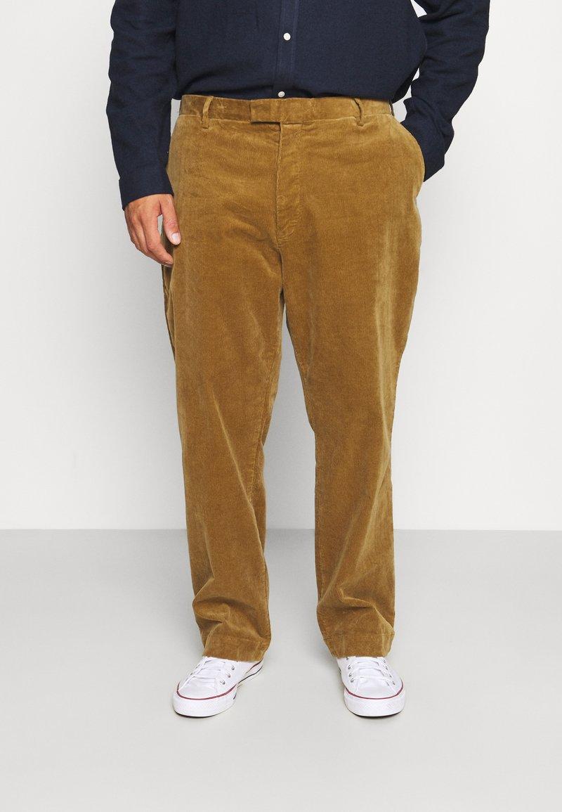 Polo Ralph Lauren Big & Tall - FLAT FRONT - Trousers - new ghurka