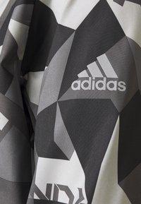 adidas Performance - OWN THE RUN - Sports jacket - metgry/grefou/black - 2