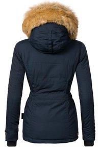 Navahoo - LAURA - Winter jacket - blue - 1