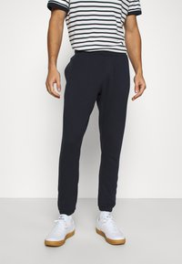 Selected Homme - SLHCREW  - Tracksuit bottoms - sky captain - 0