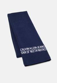 Calvin Klein Jeans - MIRROR LOGO SCARF - Scarf - night sky - 0