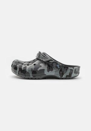 CLASSIC UNISEX - Pantofle - slate grey/multicolor