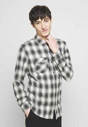 SHELLEY - Shirt - mixed grey