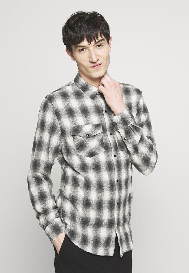 SHELLEY - Camisa - mixed grey