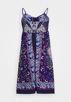 HANKY HEM DRESS - Robe d'été - multi coloured