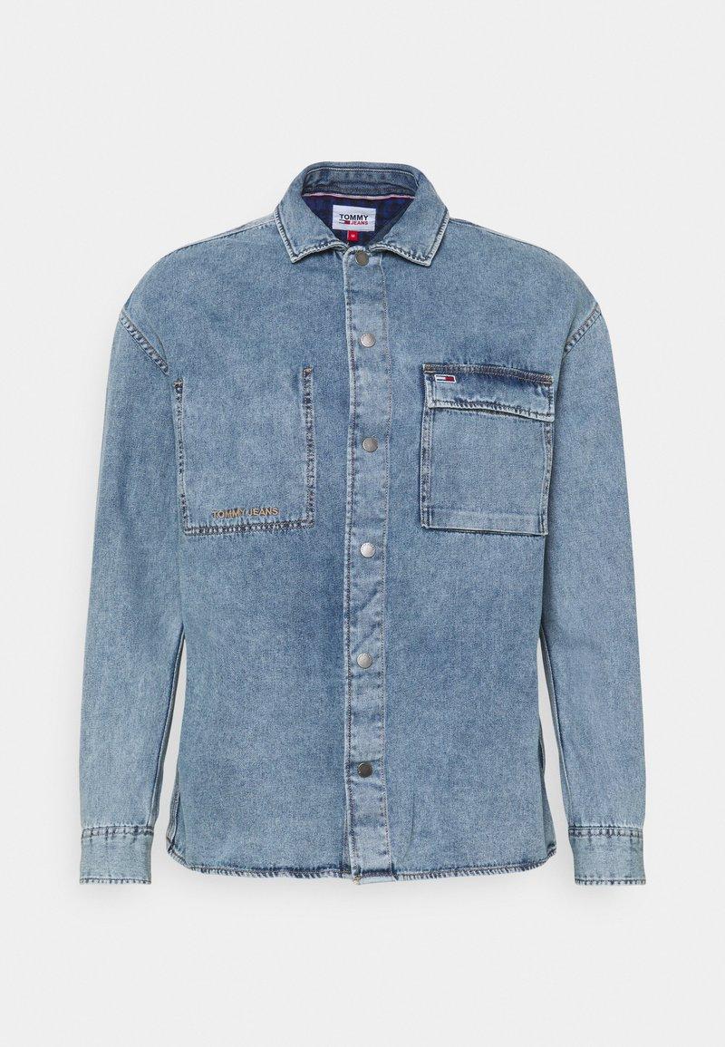 Tommy Jeans - Skjorta - denim
