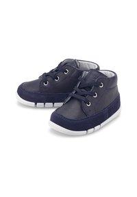 Superfit - FLEXY - Casual lace-ups - dark blue - 2