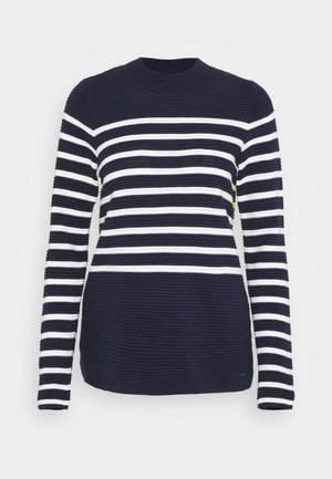 VALENCIA - Jumper - navy/multi