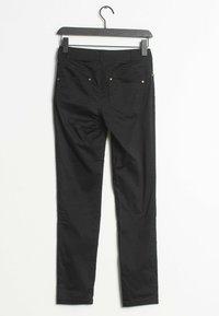 HALLHUBER - Straight leg jeans - black - 1