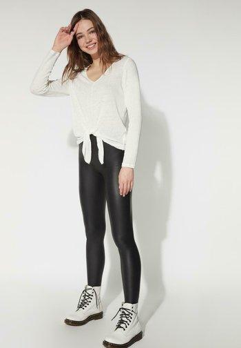Jumper - bianco lino