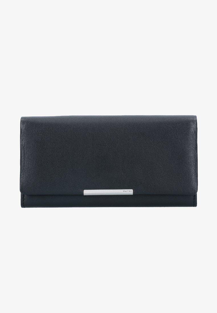 Maître - BELG DIEDBURG - Wallet - black