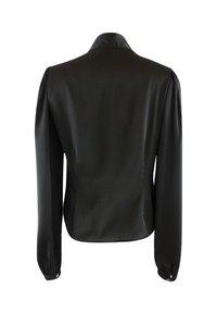 Aline Celi - MARI - Button-down blouse - black - 5