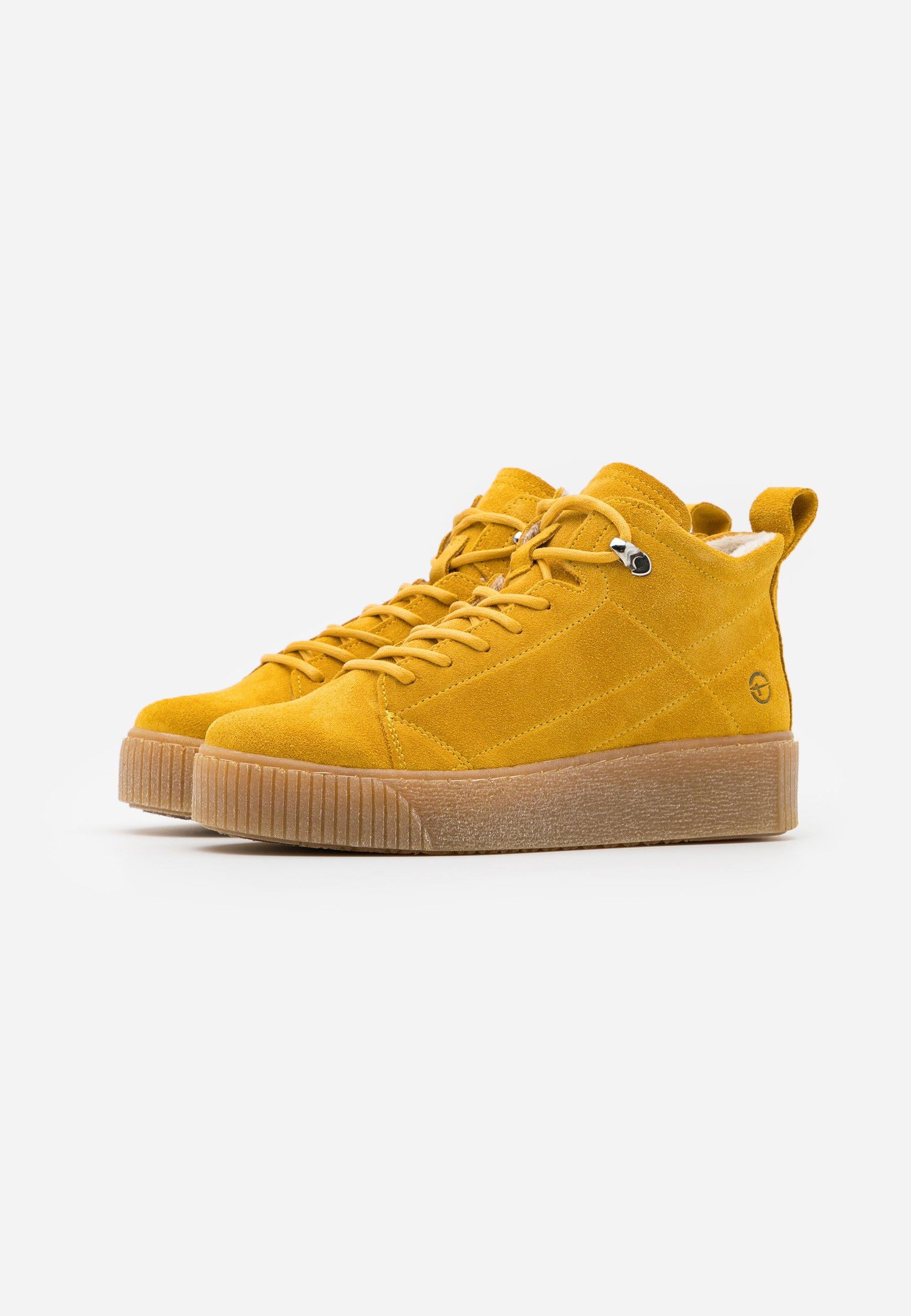Tamaris Ankle Boot saffron/gelb