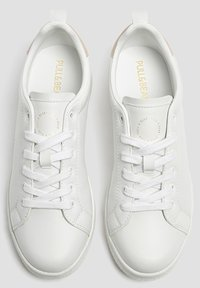 PULL&BEAR - Sneakers laag - white - 2