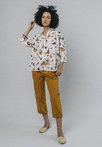 Brava Fabrics - Trousers - orange - 1