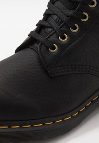 Dr. Martens - 1460 PASCAL UNISEX - Lace-up ankle boots - black - 5