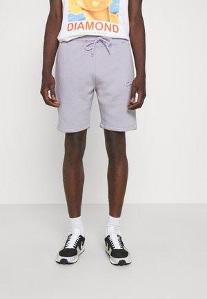 BLOCK SCRIPT - Shorts - lilac