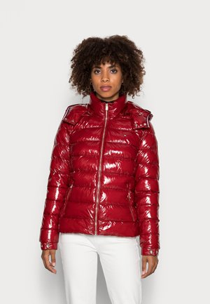 GLOSSY PUFFER JACKET - Winter jacket - regatta red