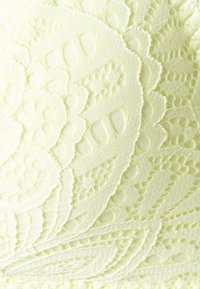 Gilly Hicks - CROCHET LACE - Bustier - wax yellow - 2