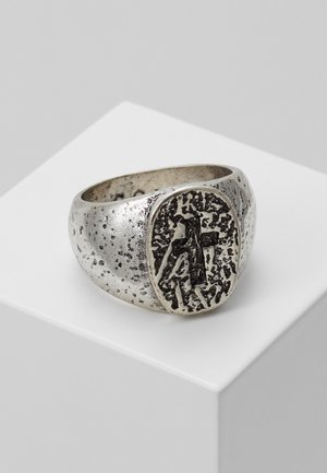 ROUGH SIDE - Ring - silver-coloured