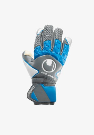 ABSOLUTGRIP TIGHT - Goalkeeping gloves - schwarzblauweiss