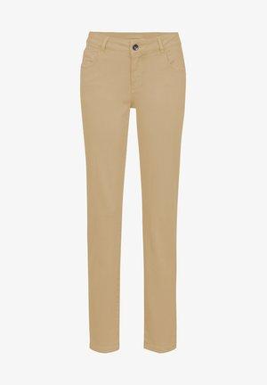 PEGGY2-760W 44163 FIVE-POCKET - Slim fit jeans - braun