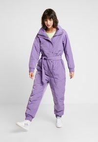 Monki - SKY OVERALL - Overal - purple - 1