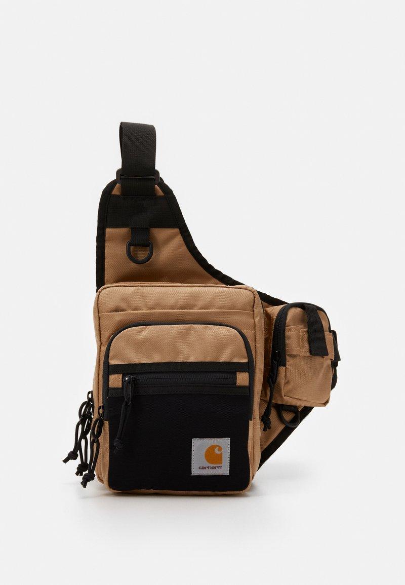 Carhartt WIP - DELTA SHOULDER BAG UNISEX - Vyölaukku - dustyq brown