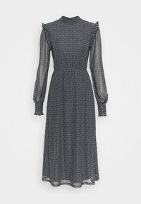 Zign - Day dress - black/white - 5