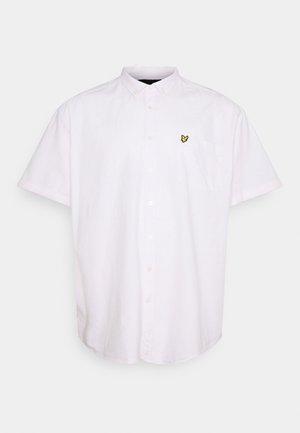 OXFORD - Shirt - stonewash pink/white