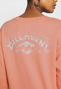 Billabong - ALLETA - Sweatshirt - washed coral - 5