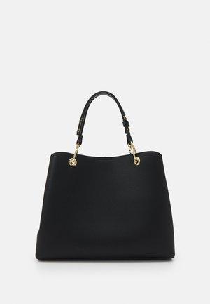 SHOPPER BAT - Shoppingveske - black