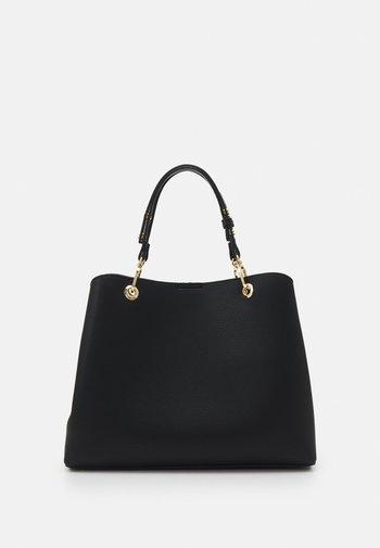 SHOPPER BAT - Tote bag - black