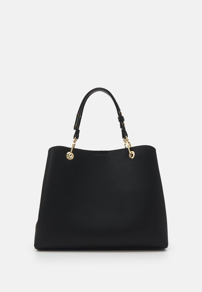 PARFOIS - SHOPPER BAT - Velká kabelka - black