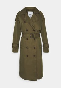 Object - OBJMETTE - Trenchcoat - forest night - 0