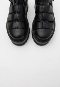 Koi Footwear - VEGAN DIODE - Slippers - black - 5