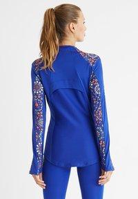 Desigual - Sweatshirt - blue - 2