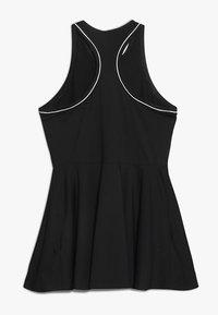 Nike Performance - DRY - Sukienka sportowa - black/white - 1