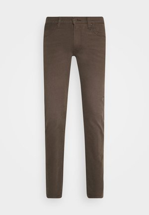 LUKE - Slim fit jeans - turkish coffee