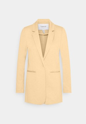 BYRIZETTA BLAZER LONG - Blazer - incense melange