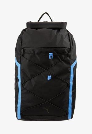 SHIFT BACKPACK - Tagesrucksack - black/blue glimmer