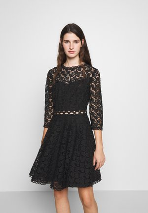 ROSIERE - Sukienka koktajlowa - noir