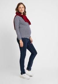 Esprit Maternity - Slim fit jeans - darkwash - 1