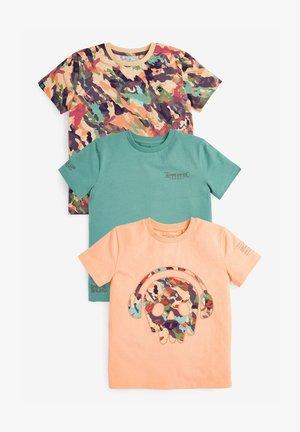 3 PACK - Triko spotiskem - multicoloured