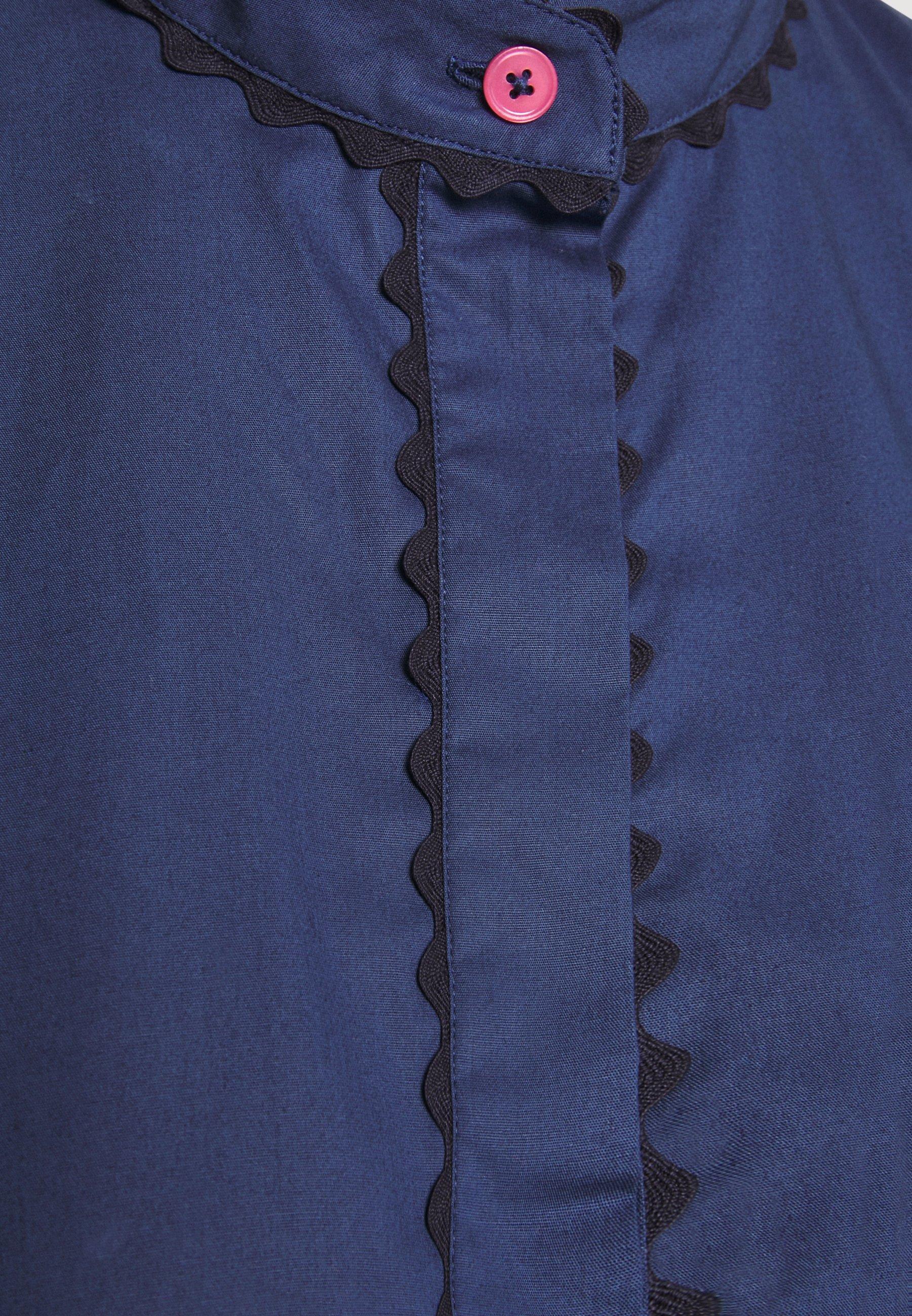 Best Supplier Women's Clothing PS Paul Smith Day dress dark blue nzwGIklDa