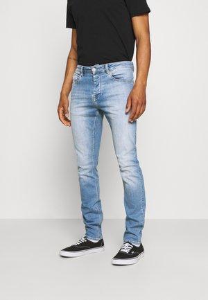 JONES - Jeans straight leg - blue denim
