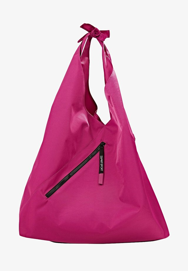 Sports bag - berry red