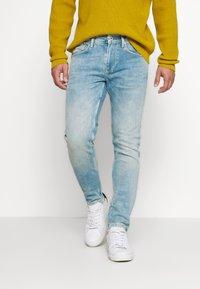 Pepe Jeans - FINSBURY - Slim fit jeans - light-blue denim - 0