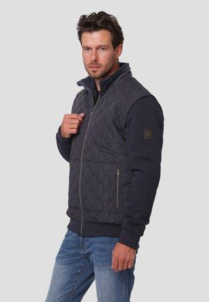 HALKER  - Light jacket - ultra dark navy