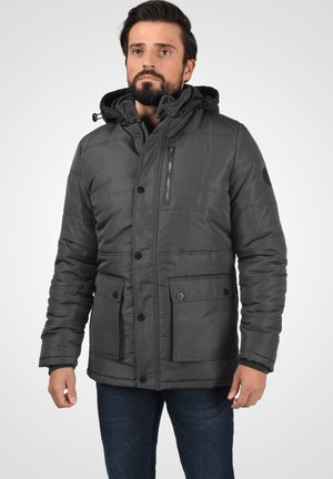 Winter jacket - raven grey